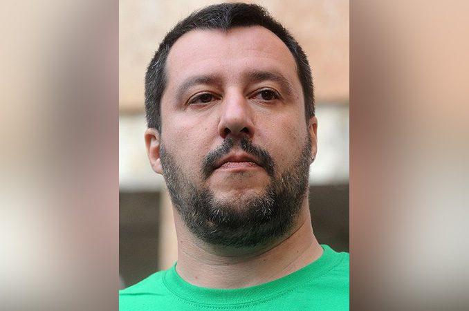 Salvini in provincia di Catania:
