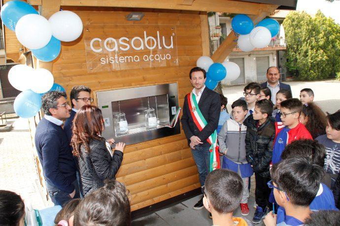 Belpasso inaugurata la seconda casa dell 39 acqua yvii 24 - Acqua depurata in casa ...