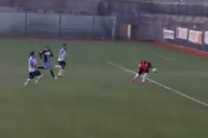 Belpasso–Adrano 2-1: i padroni di casa ribaltano nel finale