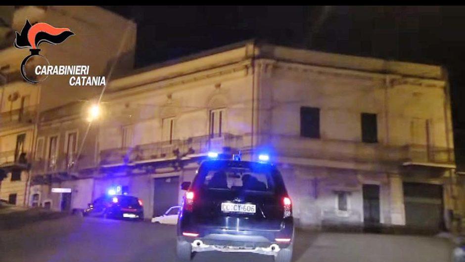 Paternò, due arresti per tentato omicidio in pizzeria