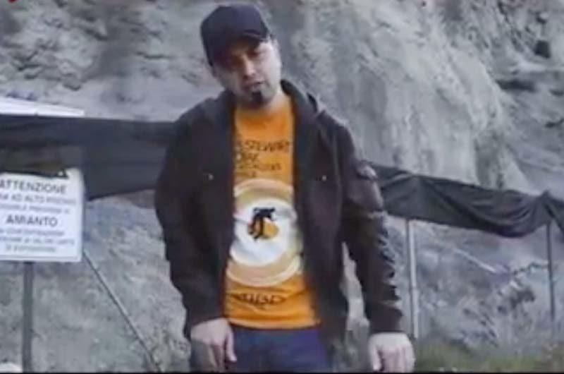 """""""Sotto casa mia"""" il rap di Picciotto sull'amianto killer a Biancavilla, con Dj Jad degli Articolo 31 e Dj Coq"""