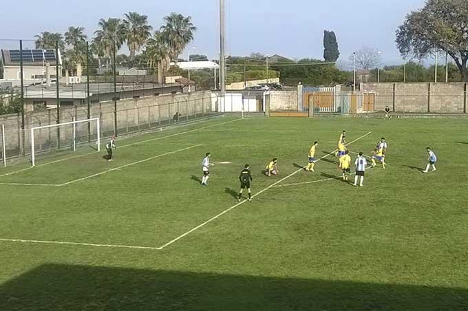 Immagine tratta dalla Pagina Facebook Adrano Calcio 1922