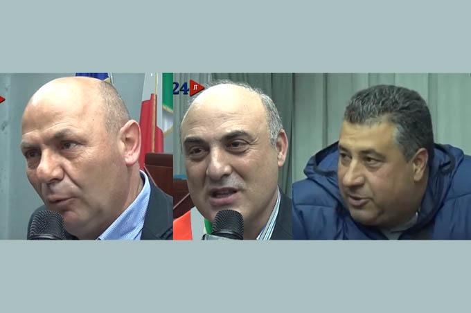 Biancavilla, Salvà e Mignemi confermano il sostegno al sindaco