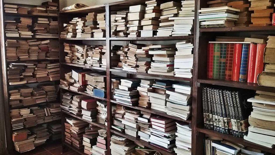 """Paternò, la bella favola della Biblioteca """"Quasimodo"""" di Sferro"""