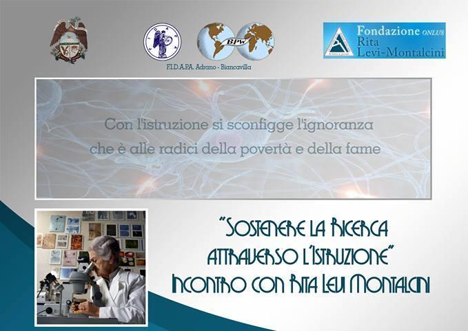 """Adrano-Biancavilla, convegno """"Sostenere la ricerca attraverso l'istruzione"""""""