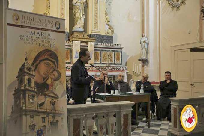 Biancavilla, convegno sulle opere di misericordia con le Reliquie del Beato Dusmet