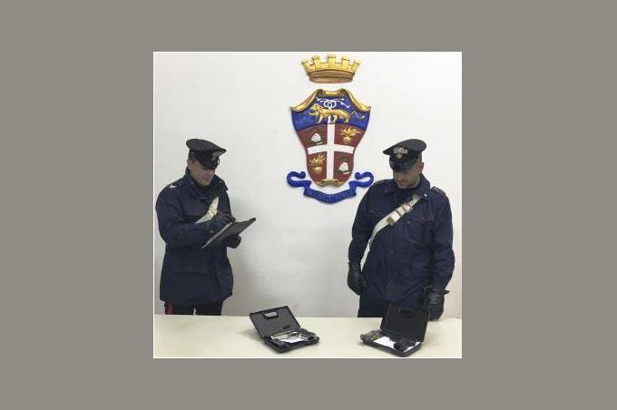 Camporotondo, Carabinieri di Paternò arrestano 55enne per detenzione illecita di armi clandestine