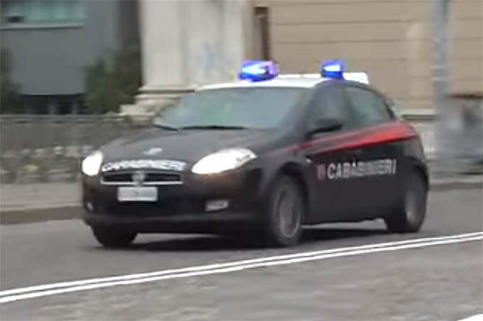 Adrano e Belpasso, due arresti dei Carabinieri