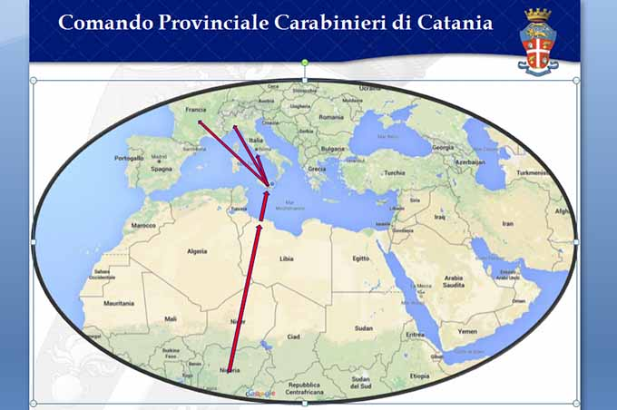 Catania, due arresti per tratta di donne e prostituzione