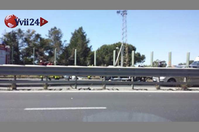 Statale 121 Catania-Paternò, incidente all'altezza di Etnapolis