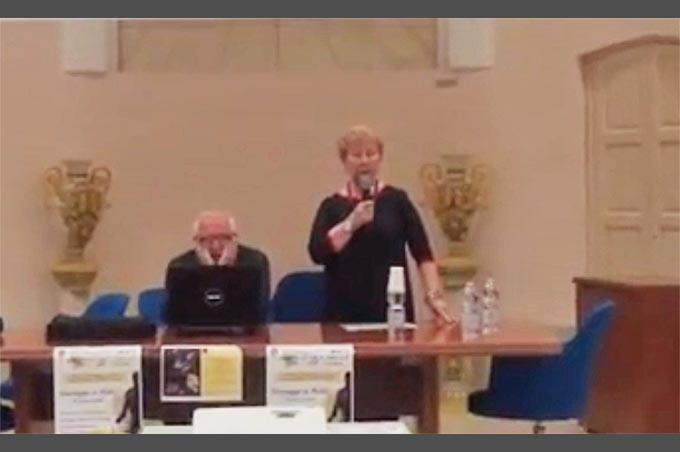 """Adrano: """"Caravaggio in Sicilia"""" ieri a Palazzo Bianchi una serata all'insegna dell'arte"""