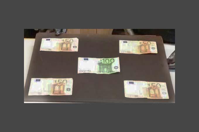 Santa Maria di Licodia, arrestato 21enne paternese per acquisto con soldi falsi