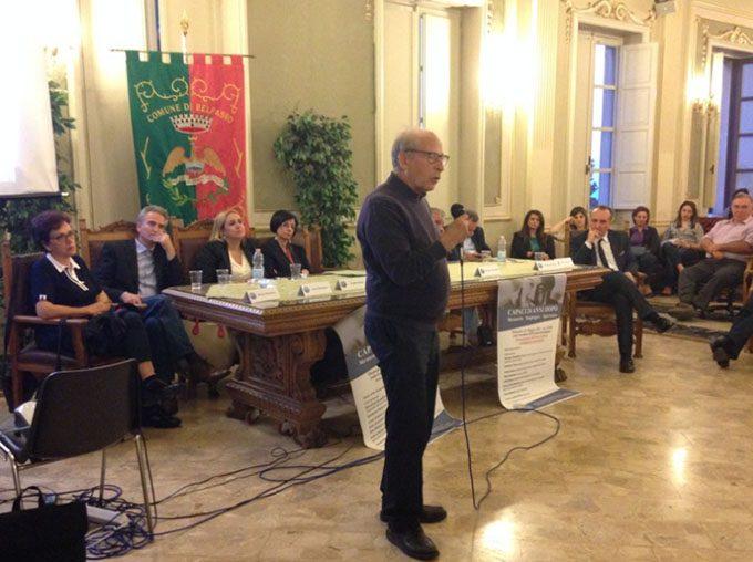 Paternò, giornata per la legalità con Salvatore Borsellino