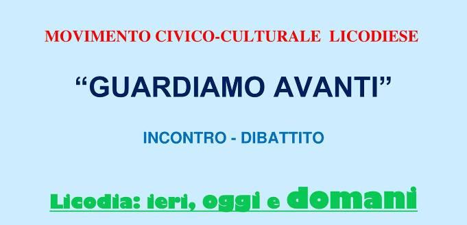 """Santa Maria di Licodia, domani incontro-dibattito """"Licodia: ieri, oggi e domani"""""""