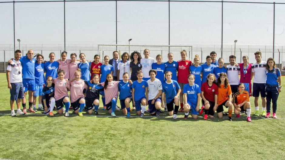 Belpasso: Festa del Calcio Femminile