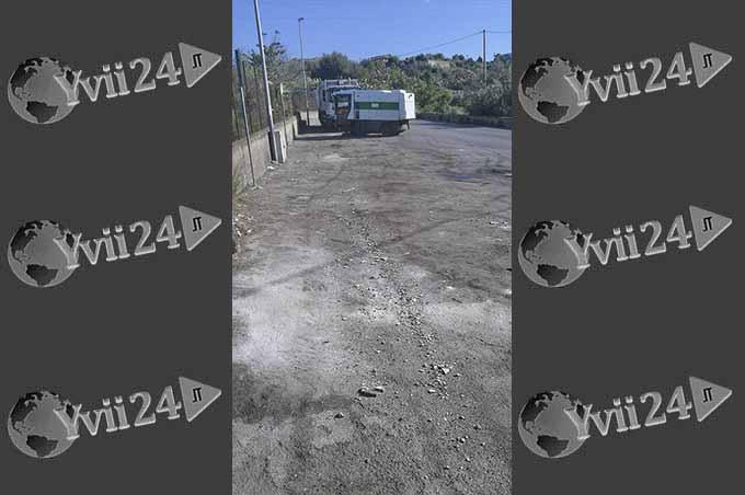Biancavilla, dopo l'articolo di Yvii24 ripulita discarica Strada Perrieri – via del Trebbiatore
