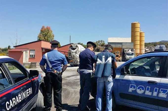 Mafia, Adrano: operazione Dia  in due imprese di estrazione e di calcestruzzi