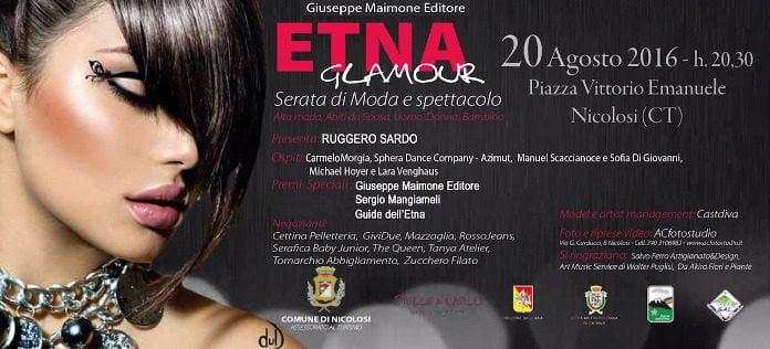 """Nicolosi, grande attesa per """"Etna Glamour 2016"""""""