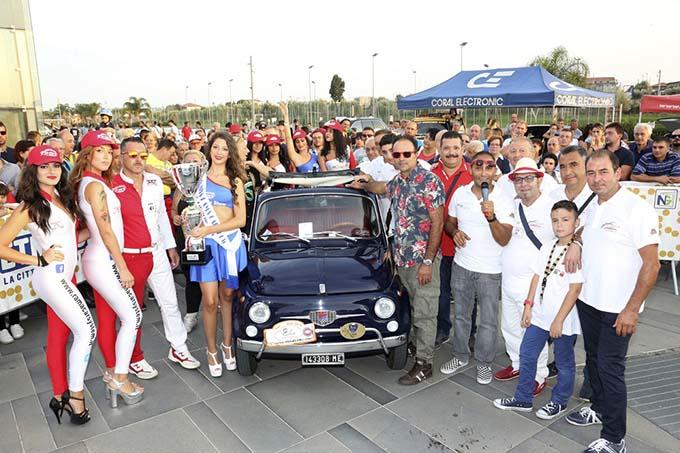 """""""Miss Fiat 500 2016"""""""