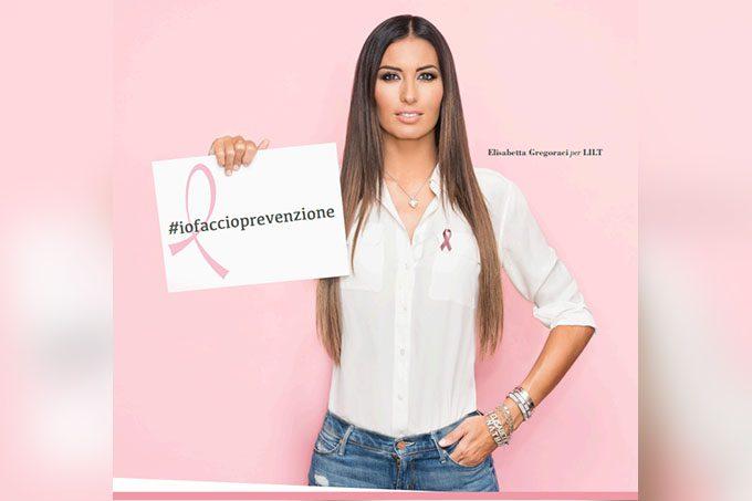 """Prevenzione tumore al seno: al via domani il """"Nastro Rosa"""" della Lilt"""