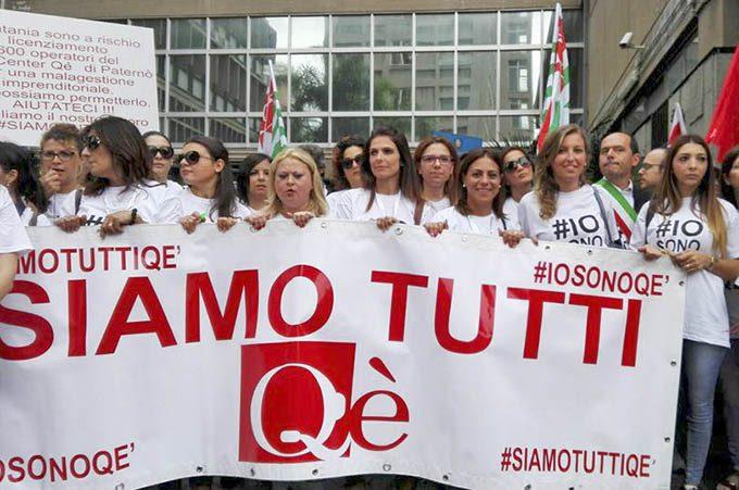Qè Paternò, Cgil: «preoccupa bando Inps che non menziona salvaguardia occupazionale»