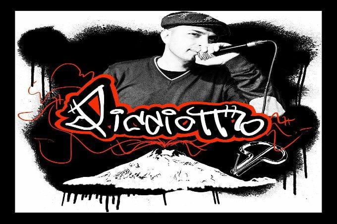 """""""Picciotto"""" l'album del rapper biancavillese """"antiamianto"""" Dino Pappalardo"""