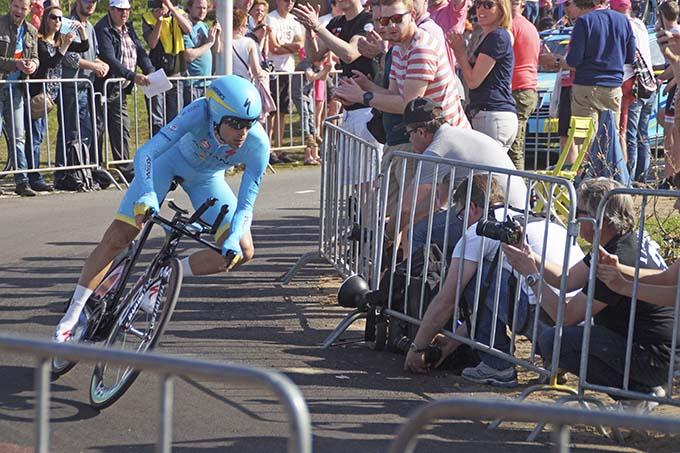Ciclismo, il Giro d'Italia torna sull'Etna
