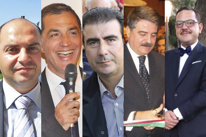 Spese pazze: condannati 37 ex consiglieri provinciali. Ci sono 5 dei sei eletti nel collegio di Paternò