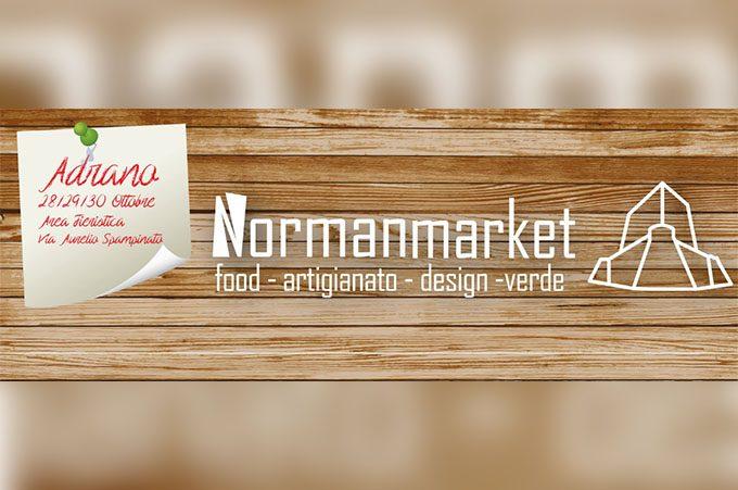 """Adrano, da venerdì a domenica """"Norman Market"""": food, artigianato e design"""