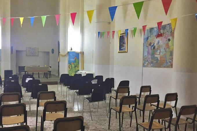 """Paternò: riprende l'attività della mensa dei poveri """"La Bisaccia del pellegrino"""""""