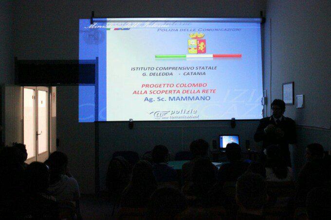 """Catania, riparte il """"Progetto Colombo"""" della Polizia per scoprire la """"rete"""""""