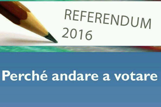 """Adrano, conferenza sul referendum """"Perché andare a votare"""""""