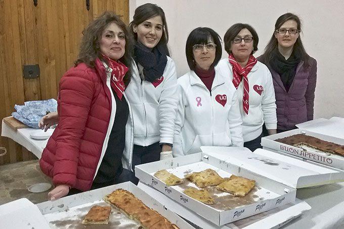 """Camporotondo Etneo: """"A Scacciata per scacciare il cancro"""" contro i tumori"""