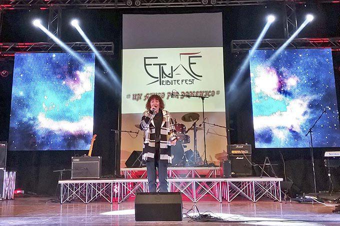 Belpasso, all'Etnae Tribute Fest il ritorno di Gerardina Trovato