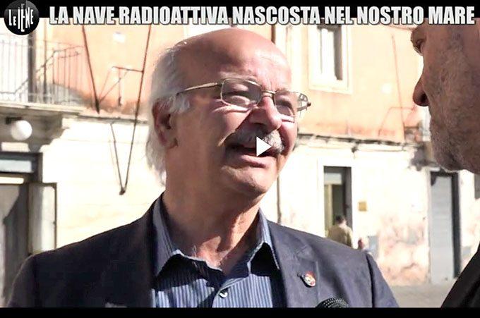 Misteri d'Italia, il Presidente della Pro Loco di Adrano Nicolò Moschitta svela la sua verità alle Iene. RIVEDI IL SERVIZIO