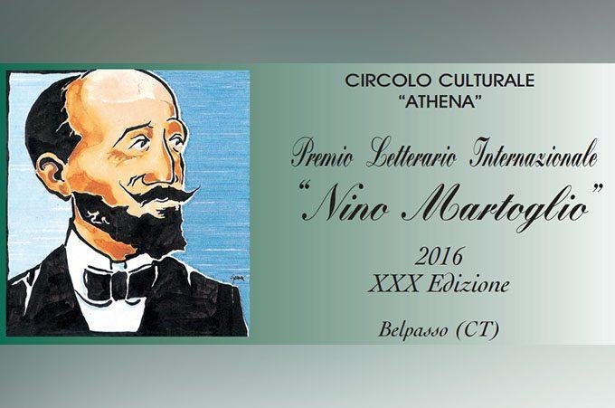 """Belpasso, domenica il 30° Premio letterario """"Nino Martoglio"""""""