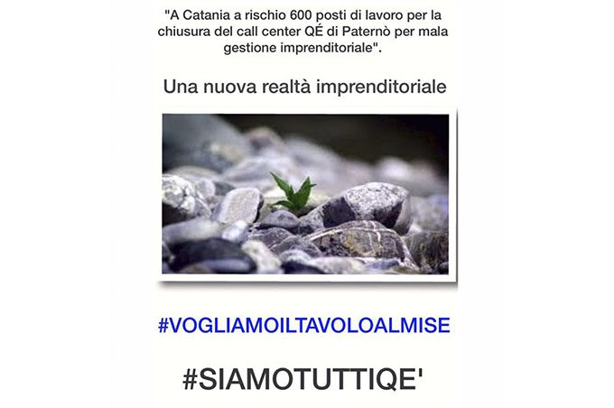 Qè Paternò, domani incontro in Prefettura a Catania