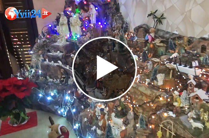 Paternò, lo spirito natalizio in casa