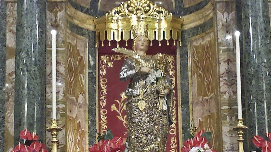 Paternò da oggi nel vivo la festa patronale in onore di santa Barbara