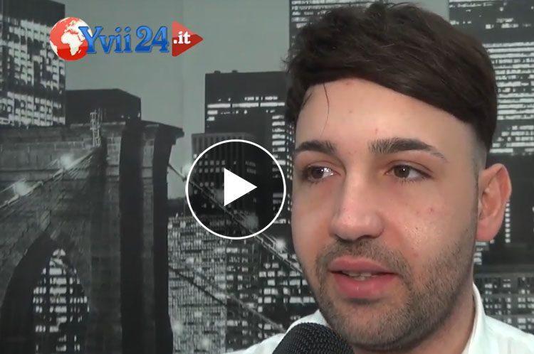 """Le spazzole del parrucchiere biancavillese Giuseppe Diolosà, """"canteranno"""" anche a Sanremo"""