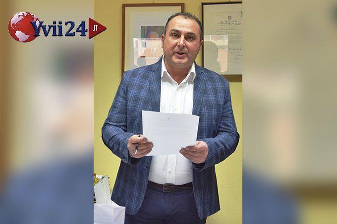 Paternò, giura il neoassessore Salvatore Messina