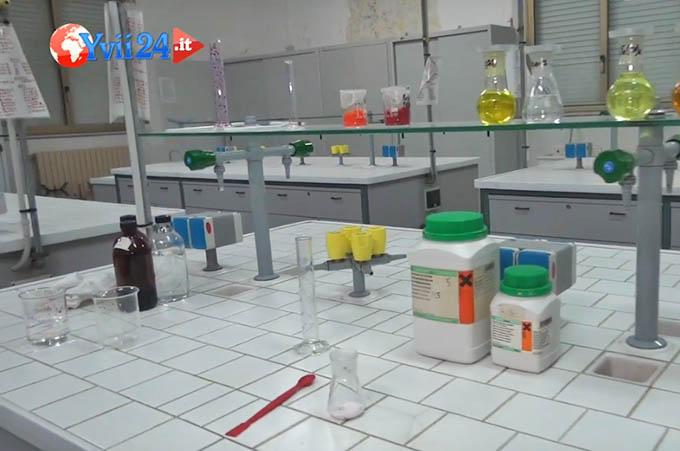 "Biancavilla, Chemistry Open House all'Istituto ""Rapisardi"""