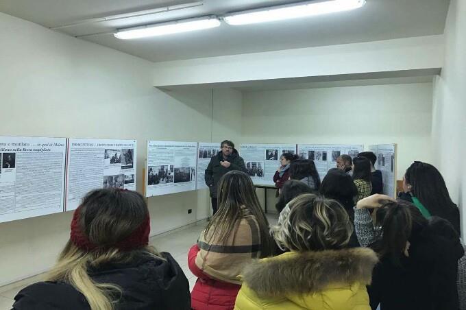 Biancavilla, la Grande Guerra in mostra all'Educational Center