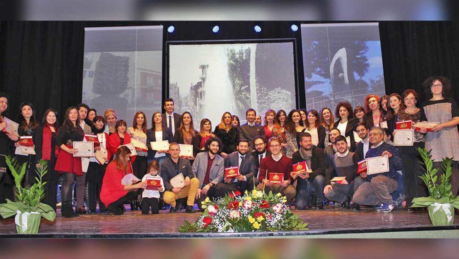 """Belpasso: celebrata la """"Festa dei laureati"""" nel nome di """"Nuccio Marino"""""""