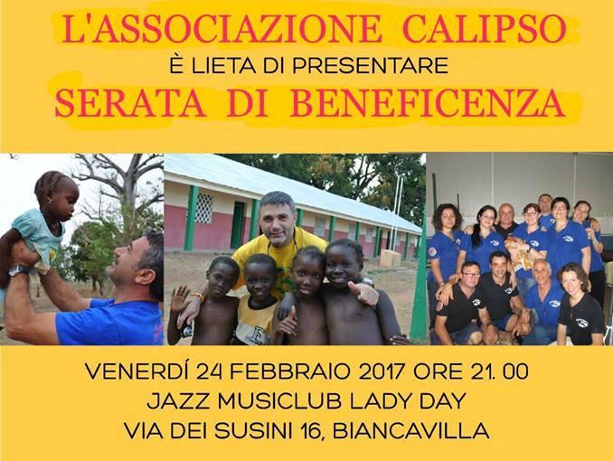 """Biancavilla, domani la serata di """"Calipso"""" per gli """"Amici delle missioni"""""""