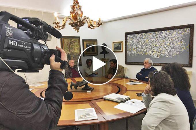 """Catania, alla galleria """"La Vite"""" la mostra di pittura di Vacchi e Clerici"""