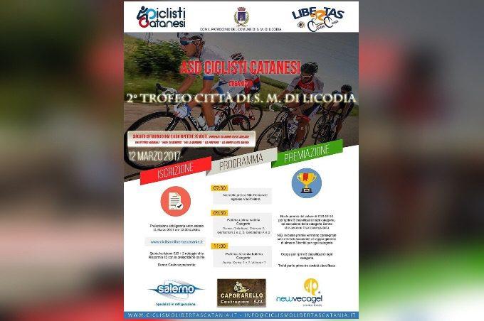 Santa Maria di Licodia, domani gara ciclistica