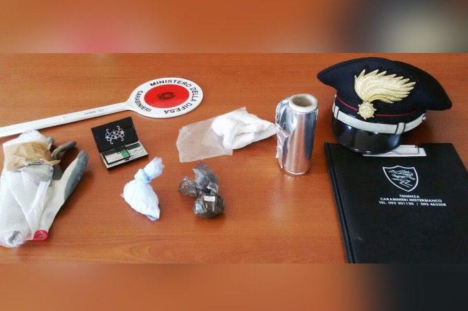 Misterbianco, arresto per droga