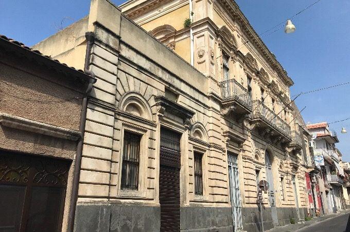 Santa Maria di Licodia, Palazzo Ardizzone sarà a gestione privata