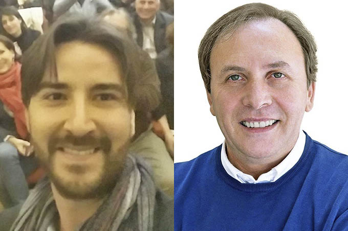 Paternò, altri due candidati sindaco: Salvo La Delfa e Nino Naso